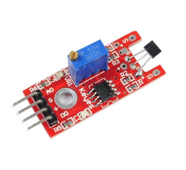 Modulo Sensor de Campo Magnetico Lineal KY-024
