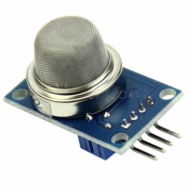 MQ-2 modulo sensor detector humo y gas combustible Arduino