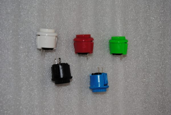 Pulsador Arcade Japones 24 mm