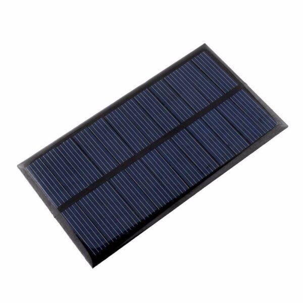 6V 1W Panel Solar Arduino Cargador Fotovoltaico Celula