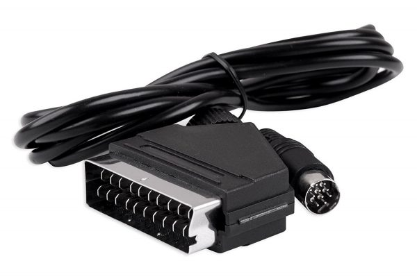 Cable RGB para consola Sega Saturn Scart