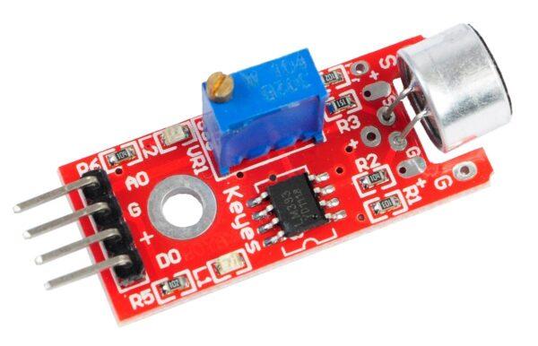 ky-037 Modulo Sensor de Microfono Sensible