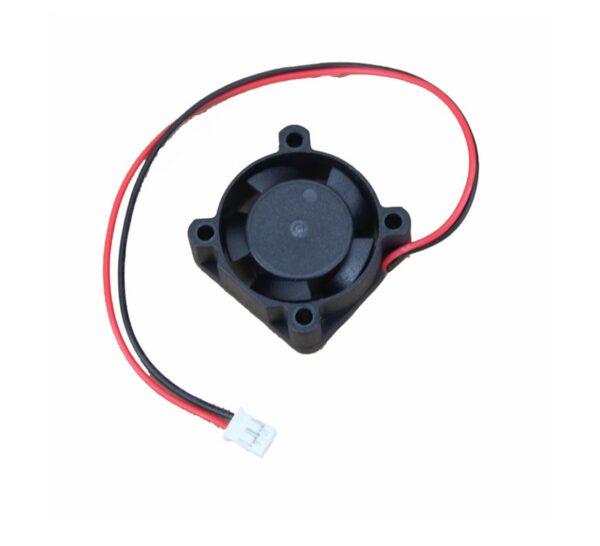 MINI Ventilador 2510 12V 2 cables FAN Cooler 25x25x10 mm