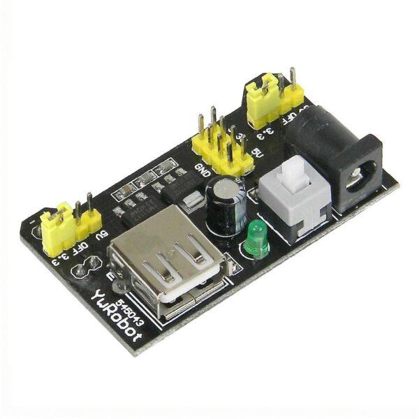 Modulo Alimentacion MB102 MB-102 3.3v-5v - BREADBOARD