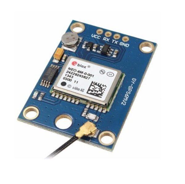 Modulo UBLOX GPS GY-NEO6MV2 Arduino UNO R3 NANO MEGA ORIGINAL RASBERRY PI
