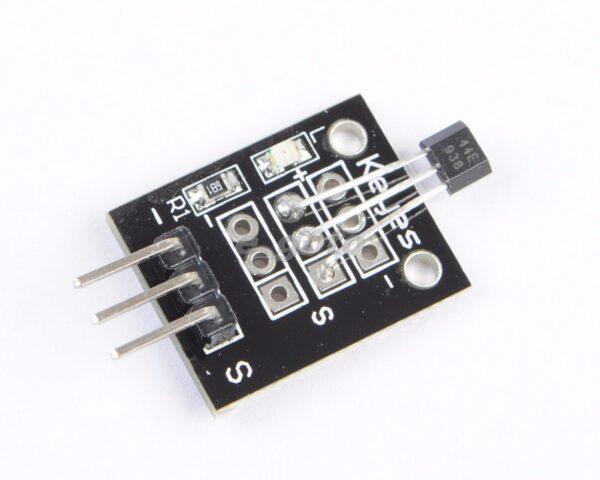 Arduino KY-003 Sensor Modulo Campo Magnetico Efecto Hall