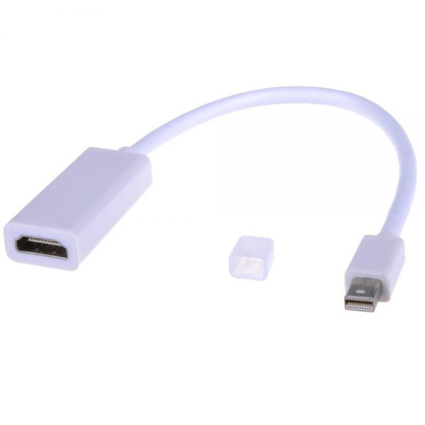 Cable Adaptador mini display port a HDMI 1080p