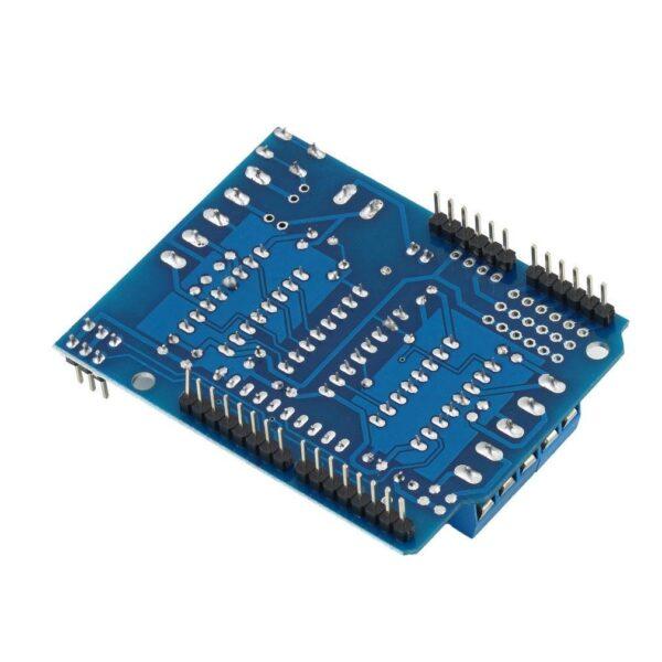 L293D Motor placa expansion Arduino Controlador Servo