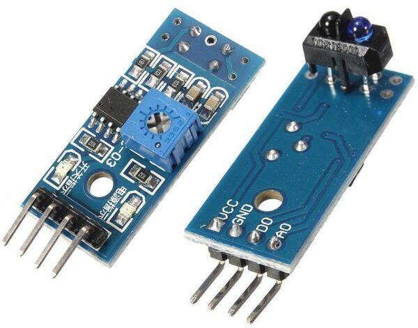 Modulo Seguidor de Lineas TCRT5000 Arduino