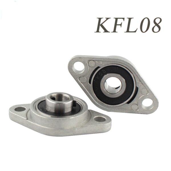 Soporte para husillo 8mm con Rodamiento Impresora 3D CNC KFL08