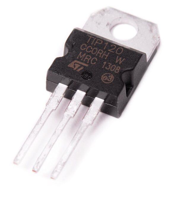Transistor TIP120 DARLINGTON NPN 60V 5A TRANSISTOR TO-220