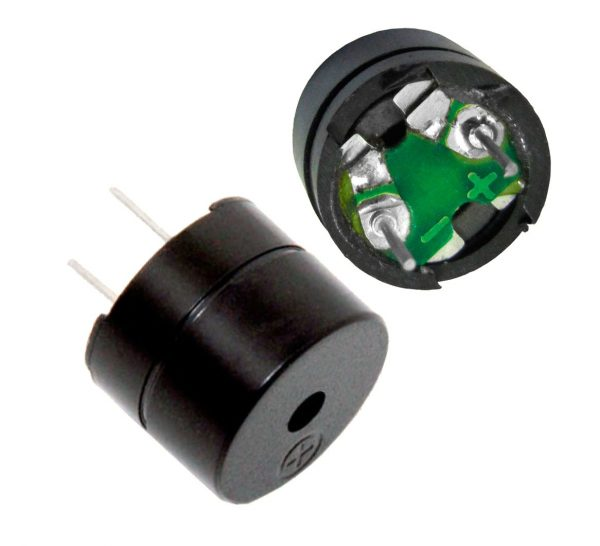 Zumbador Buzzer pasivo 3 a 12Vdc Electronica, arduino, prototipos.
