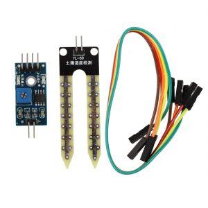 Modulo Sensor Humedad Tierra agua suelo Arduino
