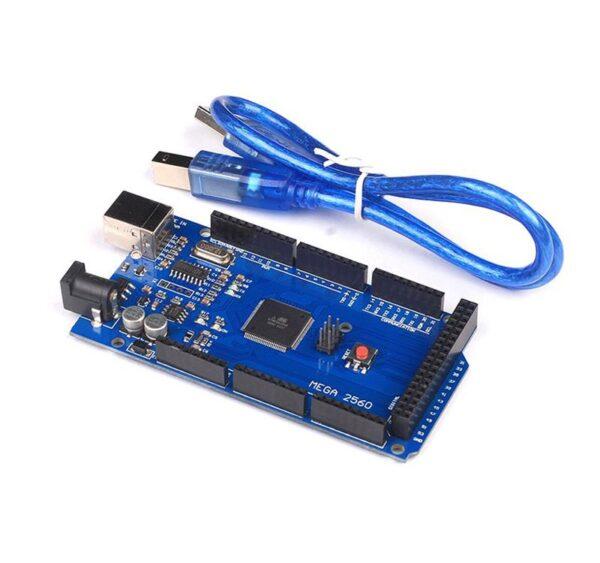 MEGA 2560 R3 REV3 CH340 + USB 100% COMPATIBLE con ARDUINO