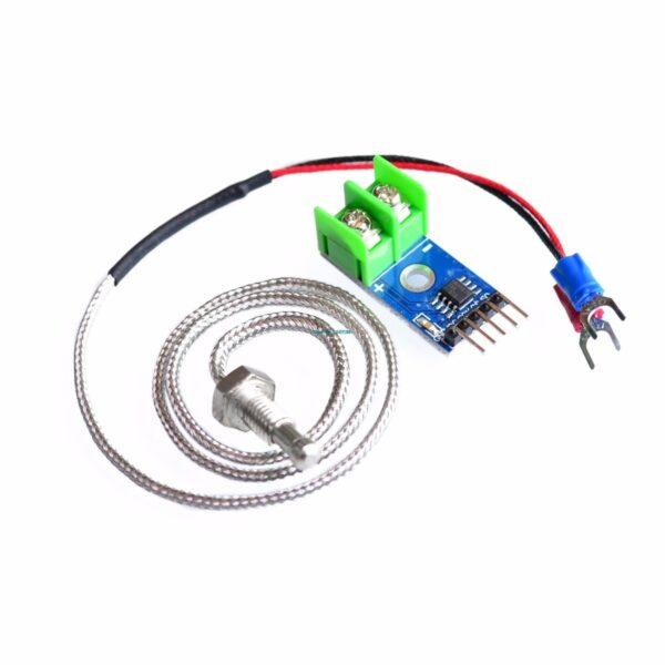 5V MAX6675 Modulo 0 a 1024 C K Type Temperatura Sensor Arduino
