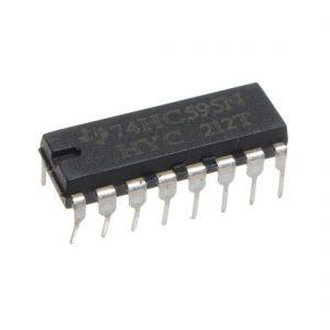 74HC595 74595 SN74HC595N 8-Bit Shift Register DIP-16