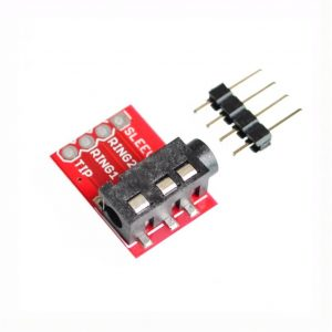 CJMCUTRRS 3.5mm Audio MP3 Stereo modulo