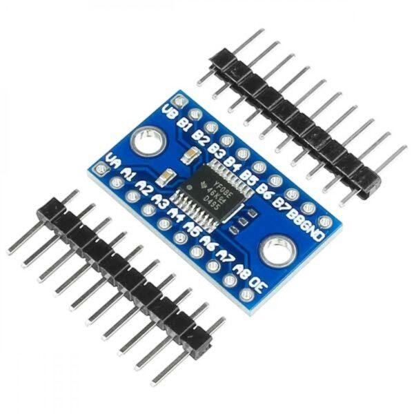Conversor de nivel TTL 3.3 - 5 Vdc Bidireccional TTL, I2C, UART, SPI