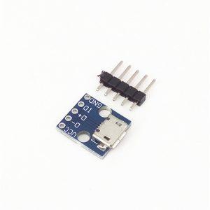 Micro USB breadboard 5V alimentacion