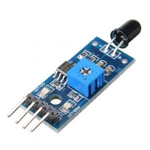 Modulo sensor llama fuego YG1006 ir regulable 760nm 1100nm
