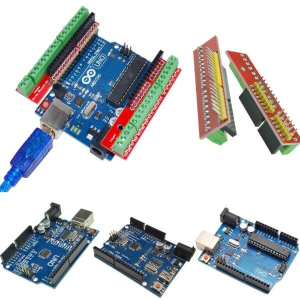 Arduino Uno R3 I/O Screw BOARD SHIELD V2 block extension Compatible Arduino