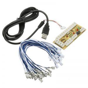 USB Zero Delay Arcade Encoder stick zippyy