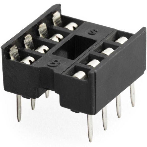 10x Zocalo integrado 8 PINs DIP 8