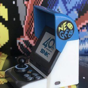LLavero Neo Geo Mini SNK 40th Anniversary