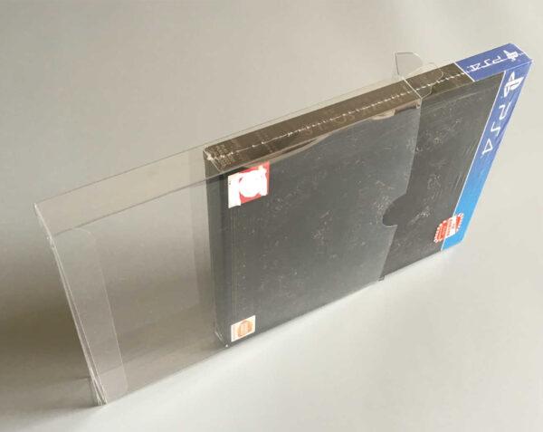 Funda protectora juegos edicion coleccionista PS4 Steelbook