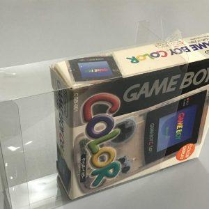 Funda protectora caja Game boy Color GBC
