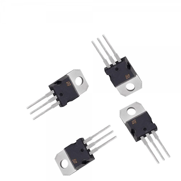 6x Regulador tension L7815CV LM7815 7815 15V 1,5A - TO-220