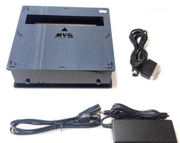 MVS Consolizada MV1C con puerto de mandos snk y snes
