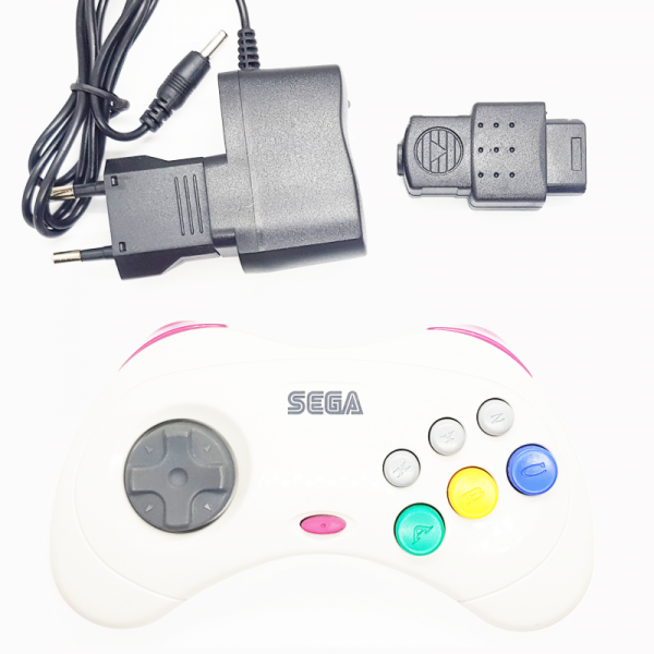 Mando inalambrico Sega Saturn DIY