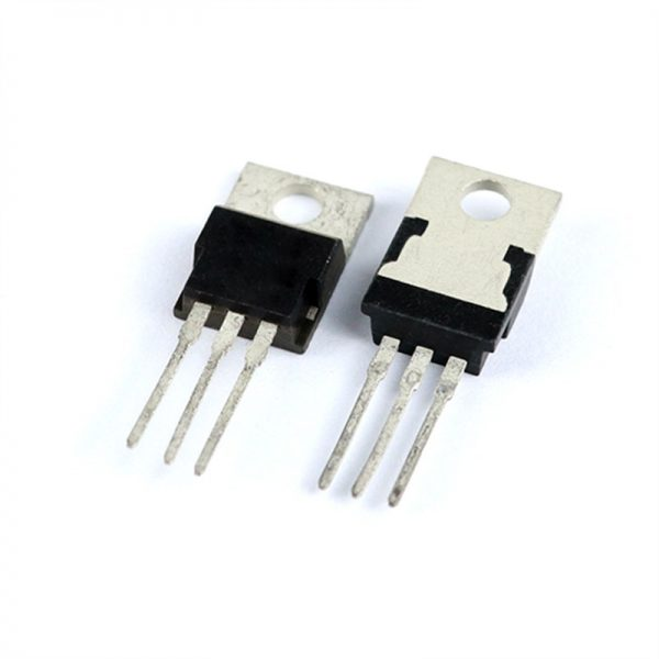 6 x regulador de voltaje L7808CV LM7808 7808 8V 1.5A - REGULADOR DE VOLTAJE TO-220