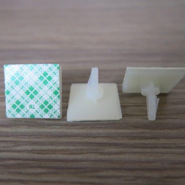 5x Soporte para PCB Auto adhesivo pcb placa electronica Pila