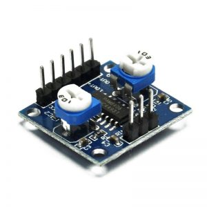 PAM8406 2X5W Dual Channel Audio Stereo Amplifier cancelacion ruido