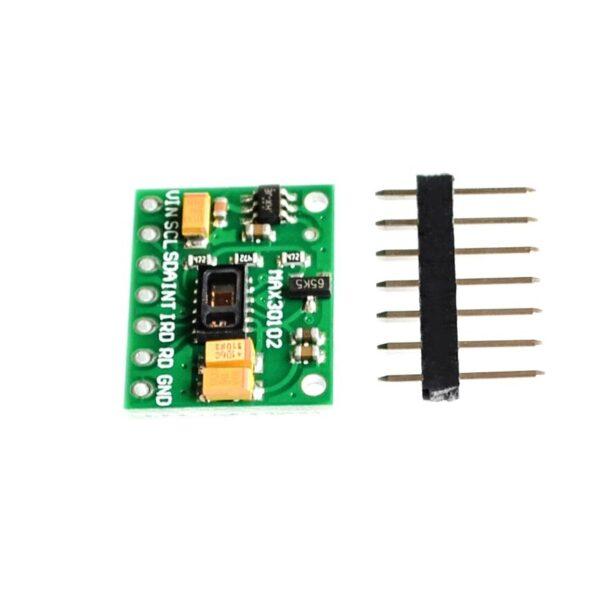 MAX30102 sensor latido frecuencia cardiaca
