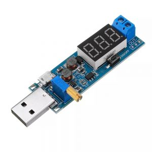 DC 3.5- 12V A DC 1.2-24V DC-DC USB Step UP / Down Power