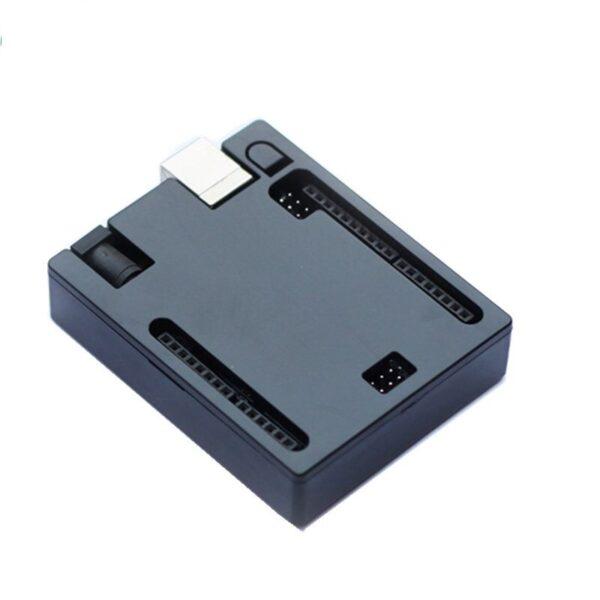 Caja Arduino Uno R3 acrílica Negro