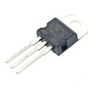 6x regulador de voltaje L7812CV LM7812 7812 12V 1,5A
