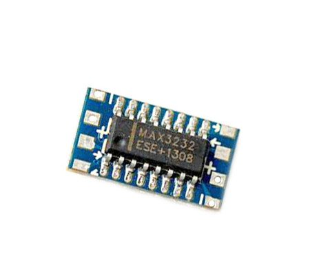 Mini convertidor de adaptador RS232 a TTL