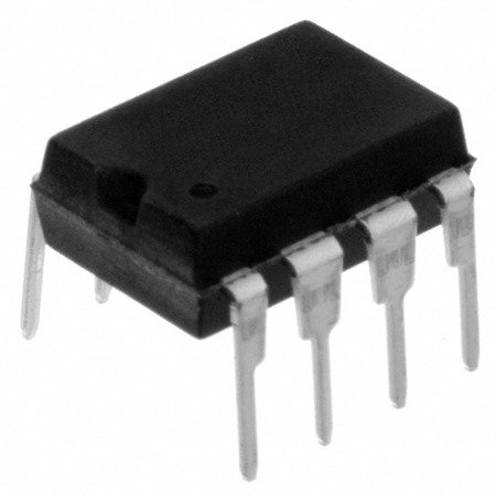 Temporizador de precisión 10x Oscilador 555 NE555 NE555P DIP-8 - TIMER Electronica Arduino