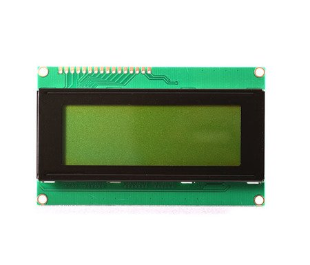 Pantalla LCD Pantalla 20x4 2004 retroiluminada verde compatible con ARDUINO