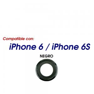 Cristal cámara trasera iPhone 6 / 6S