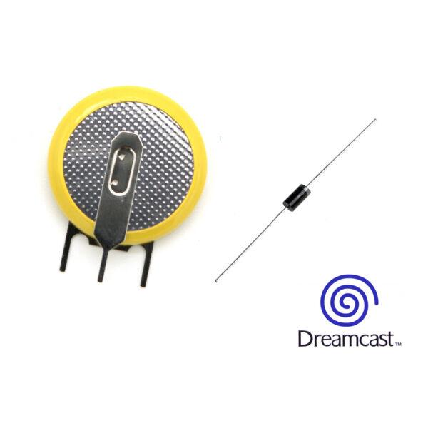 PILA Cr2032 Repuesto sega dreamcast
