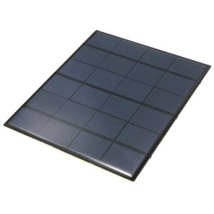 PANEL SOLAR 6V 3.5W ARDUINO DIY BRICOLAJE