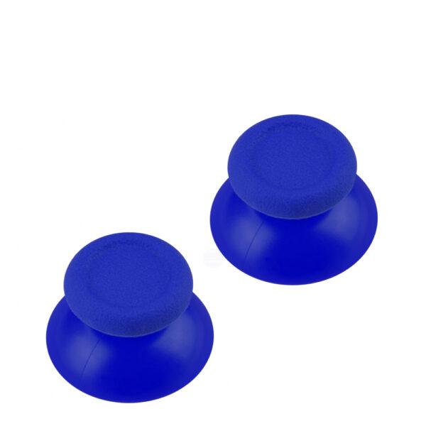 2x JOYSTICK PS4 PLAYSTATION 4 ANALOGICO MANDO THUMB STICK BOTONES R3 L3 AZUL