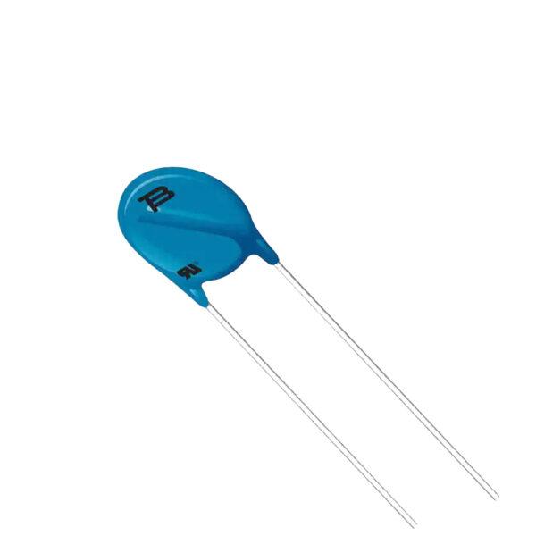 5x Varistor 7D431K 430V 1.2KA DISC 7MM MOV-7D431K