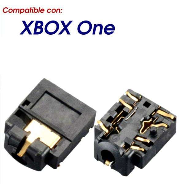 MODULO CONECTOR DE AUDIO MANDO MICROSOFT XBOX ONE / ONE S MINI JACK AURICULAR
