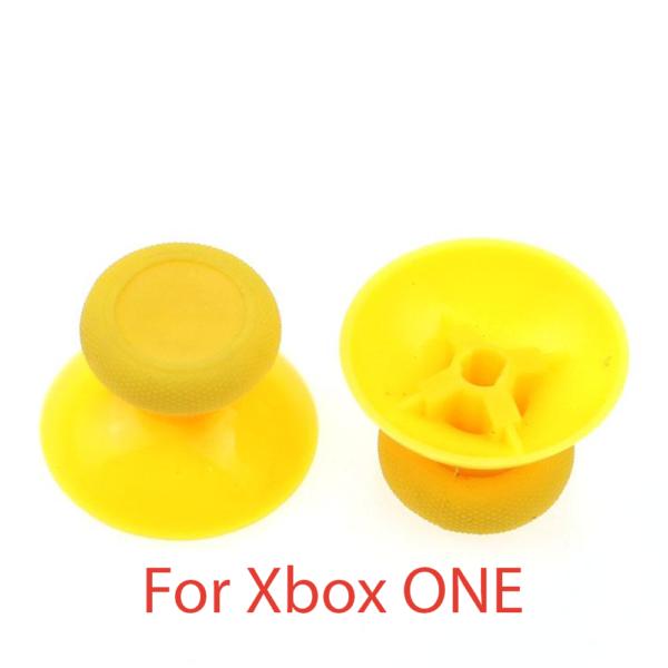2x JOYSTICK XBOX ONE STICK AMARILLO MANDO BOTONES L3 R3 PALANCAS